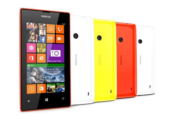 Nokia dévoile son Lumia 525