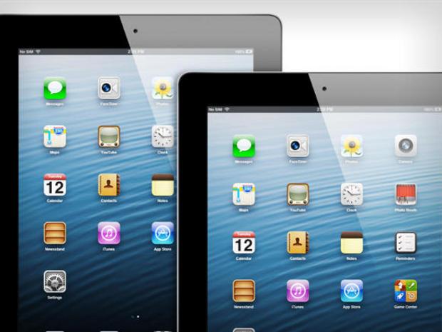 Le prochain iPad doté du capteur d'empreintes digitales Touch ID ?