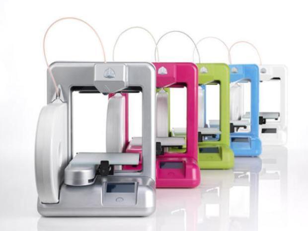 3D Systems met du Xerox dans ses imprimantes 3D