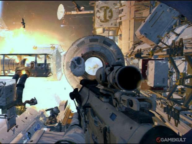 """Bon plan jeu vidéo : 10 € de réduction sur """"Call of Duty : Ghosts"""" aujourd'hui seulement"""