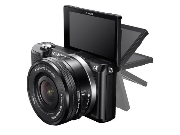 CES 2014 : le Sony α5000 remplace le NEX-3N