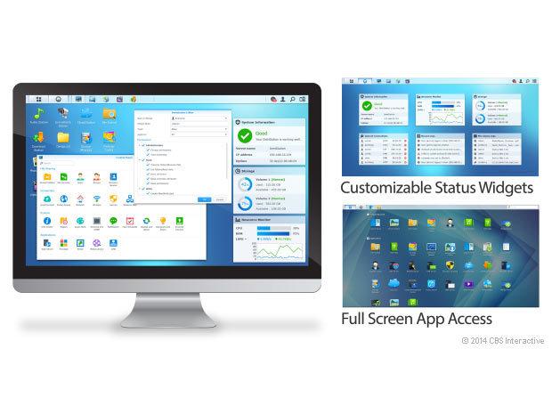 CES 2014 : Synology dévoile la bêta 5.0 de son Diskstation Manager pour serveurs NAS