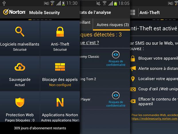 1 an de Norton Mobile Security offert pour Android et iOS