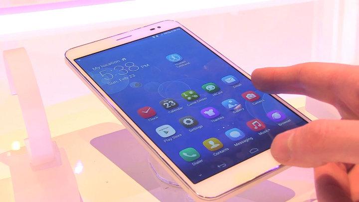 MWC 2014 : JT jour 1, smartphones à petit prix et phablet géant}