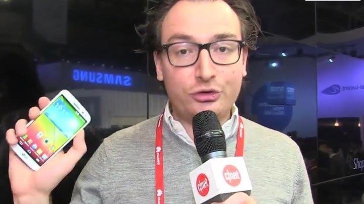 MWC 2014 - LG G2 Mini, petit mais pas trop}