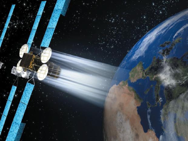 Internet par satellite: j'y suis passé!