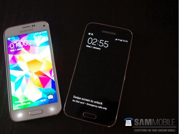 Le Samsung Galaxy S5 Mini est de sortie