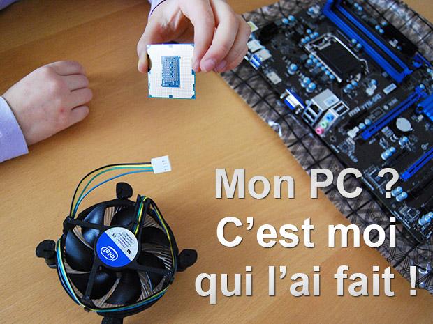Monter son PC avec des configurations bureautique, multimédia ou gamer à tous les prix