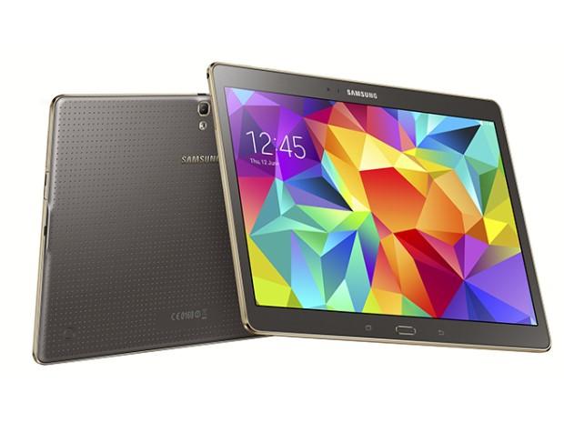 Samsung officialise sa tablette Galaxy Tab S