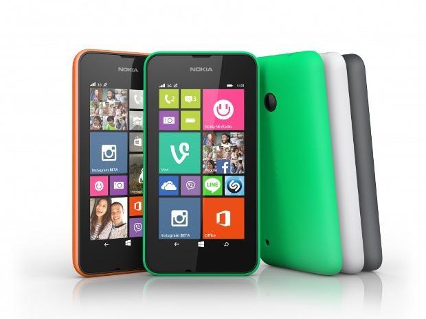 Le Microsoft / Nokia Lumia 530 à 99 euros s'en prend au low cost Android