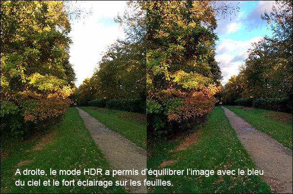 Une photo HDR