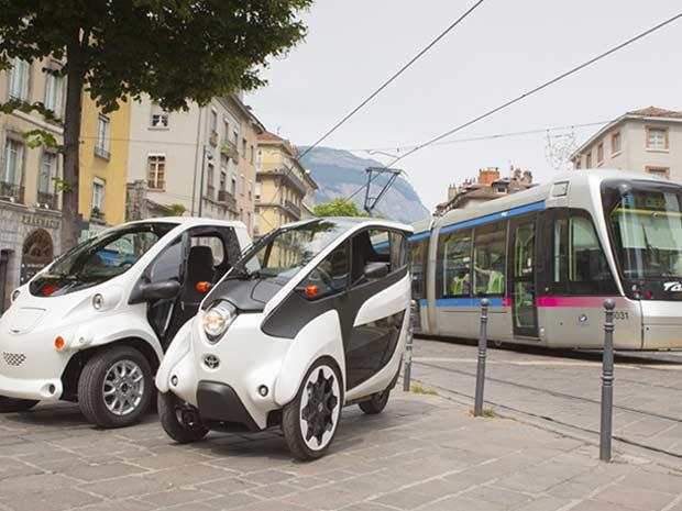 Citélib, l'application qui veut transformer la mobilité urbaine