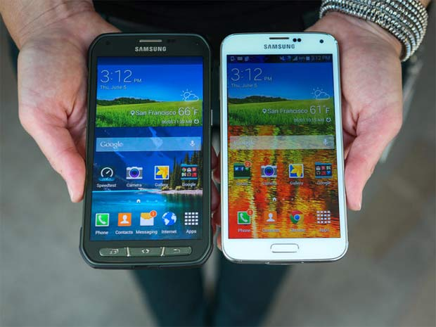 Samsung Galaxy S5 Active - Galaxy S5