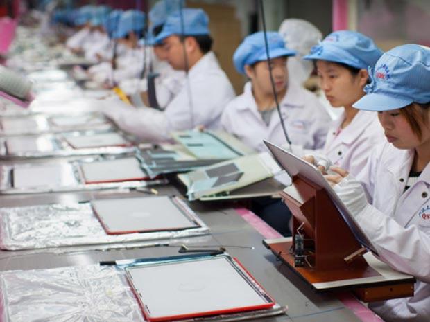La fabrication des nouveaux iPad a commencé