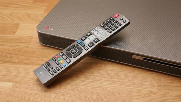LG LAB540W Soundplate