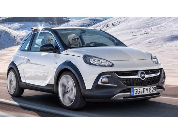 De l'impression 3D pour une voiture de série chez Opel