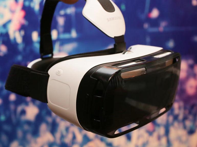 IFA 2014 - Samsung Gear VR : le casque de réalité virtuelle en vidéo