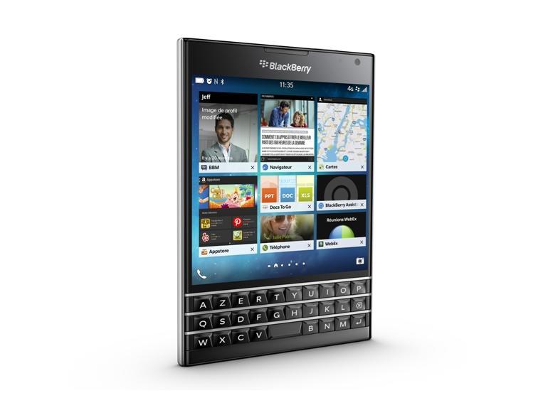 Bon plan : Blackberry Passport à seulement 239€