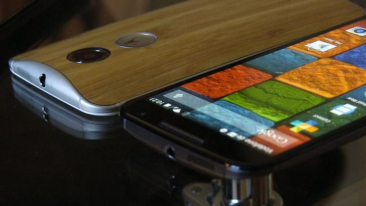 Nouveau Motorola Moto X