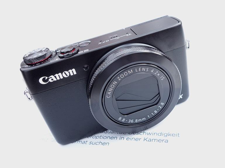 Bon plan : Canon Powershot G7X à 459€