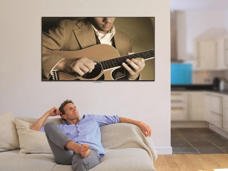 IFA 2014 - Sharp lance ses TV Ultra HD en Europe