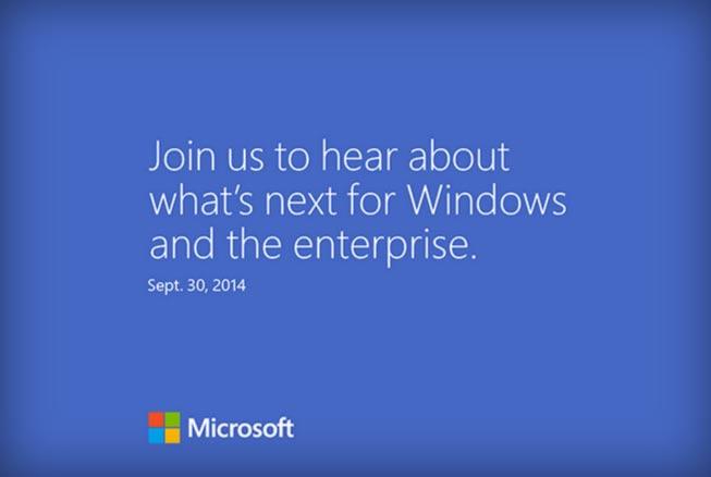 Présentation Windows 9