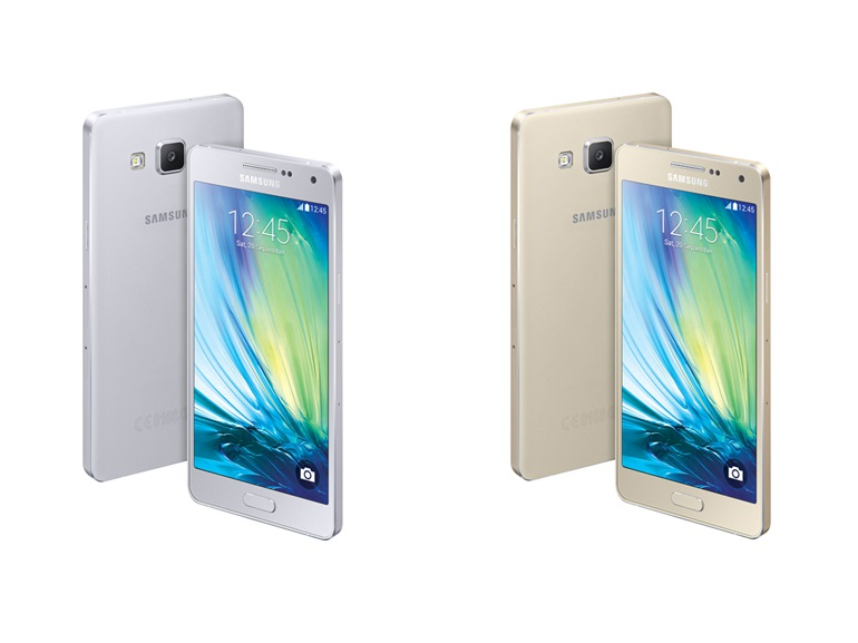 Les Galaxy A5 et A3 de Samsung sont officiels