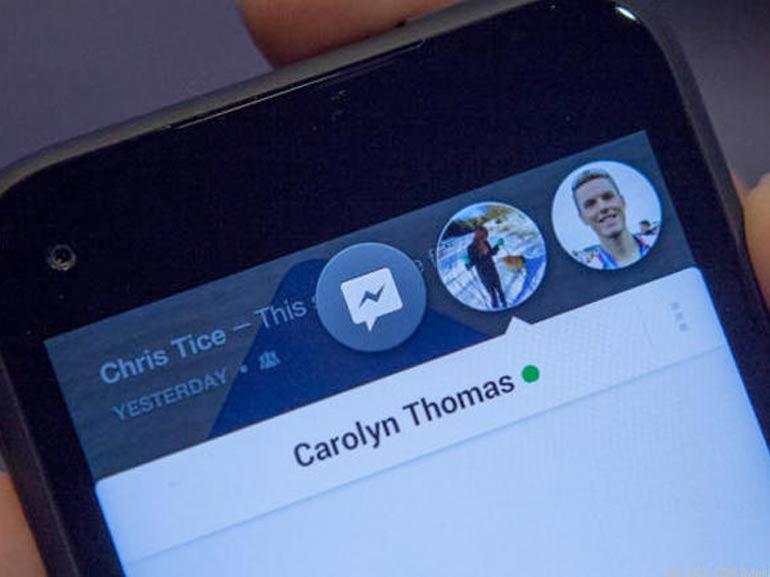 Le code de Facebook Messenger dissimule une fonction de transfert d'argent