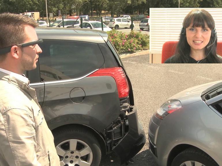 Automobile : le constat amiable arrive sur les Google Glass