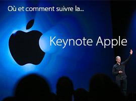 Où et comment suivre et regarder la Keynote iPhone 11 en direct ?