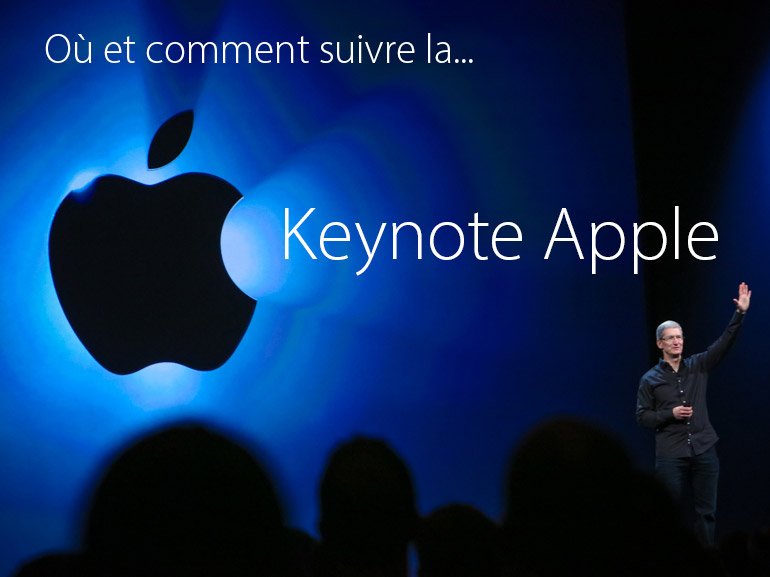 Où et comment suivre et regarder la Keynote Apple iPhone 12 en direct ?