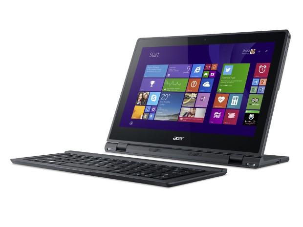 Aspire Switch 12 : Acer dévoile son nouveau portable hybride