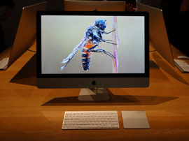 Apple iMac 27 pouces Retina 5K (2014)