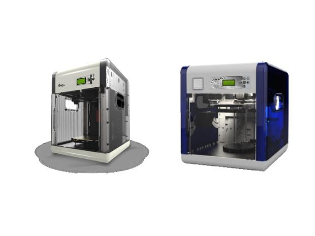 Da Vinci 1.0 et AiO : Logicom commercialise deux imprimantes 3D dont une dotée d'un scanner