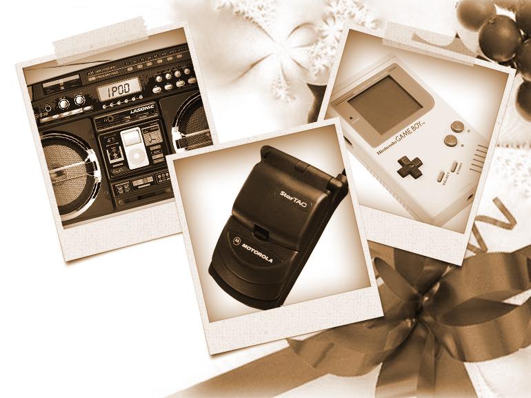 Noël vintage: les produits cultes revisités