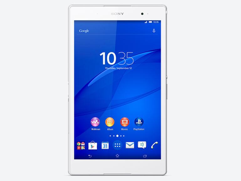 Bon plan : la Xperia Z3 tablet Compact à 330€