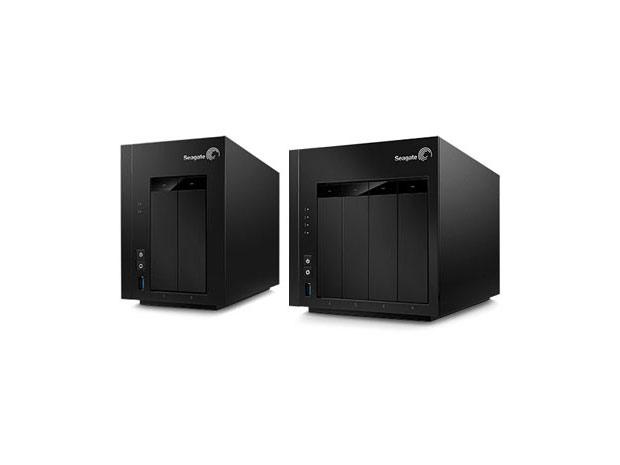 Seagate renouvelle sa gamme de disques réseau avec les NAS et NAS Pro