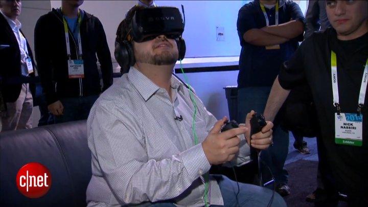 CES 2015 : Razer OSVR, une plateforme pour fédérer l'univers des jeux en réalité virtuelle}