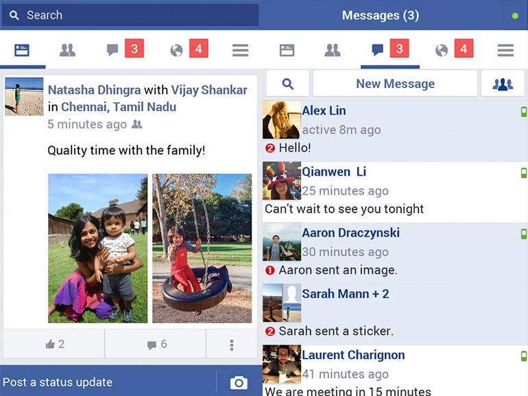 Facebook Lite arrive en France de manière officielle