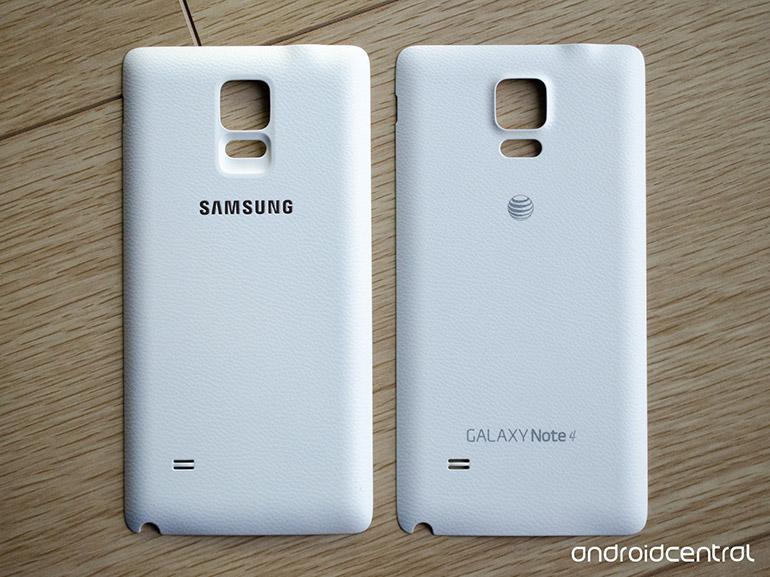 Galaxy Note 4 : deux coques de substitution pour recharger sans ...