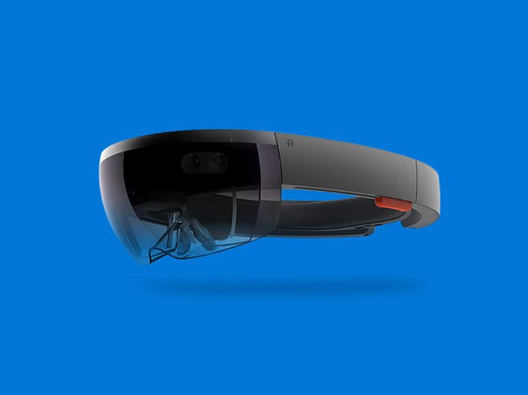 Microsoft HoloLens : un casque entre réalité virtuelle et réalité augmentée