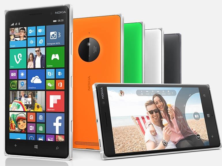 Bon plan : Nokia Lumia 830 à 269€