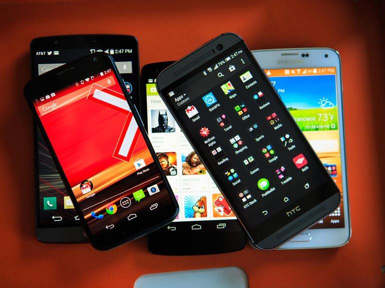 1 milliard de smartphone dotés d'Android vendus en 2014
