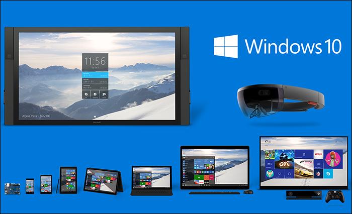 Appareils sous Windows 10