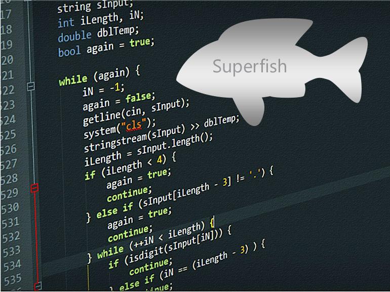 Lenovo condamné à une amende et à des contraintes pour son adware Superfish