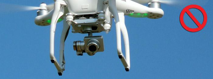 Camera de drone