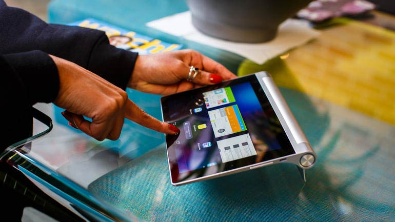 Lenovo Yoga Tablet 2 8 pouces Android