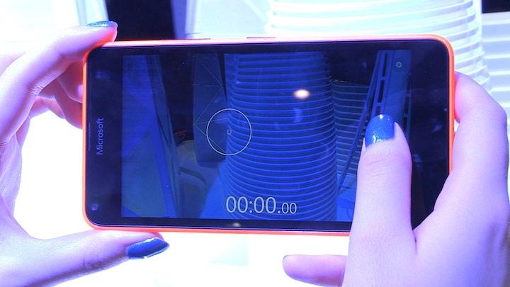 MWC 2015 : Microsoft Lumia 640