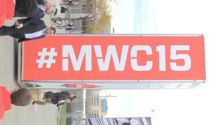 MWC 2015 : ce qu'il fallait retenir de la première journée}
