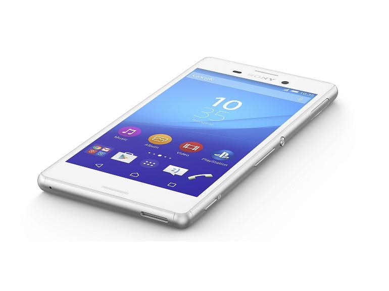 Bon plan : Sony Xperia M4 Aqua 16 Go à 220€
